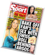 Sunday Sport - 4 October 2015