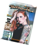 Tattoo is Pain - Issue 18, Octubre 2015