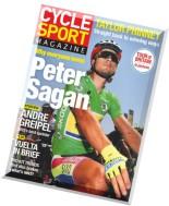 Cycle Sport - November 2015