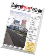 Modern Power Systems - September 2015