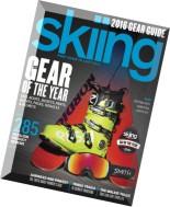 Skiing - November 2015