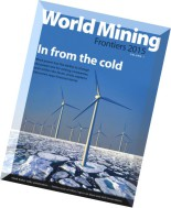 World Mining Frontiers - Vol 1, 2015