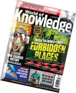 World of Knowledge - October 2015