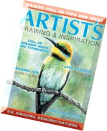 Artists Drawing & Inspiration - Issue 18, 2015