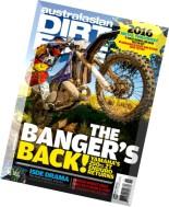 Australasian Dirt Bike - November 2015