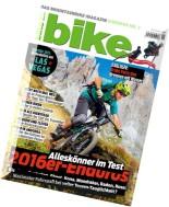 BIKE Magazin - November 2015