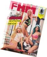 FHM Spain - Octubre 2015