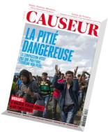 Causeur - Octobre 2015