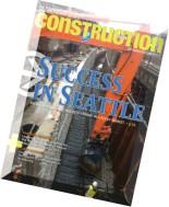 Construction Today - September-October 2015