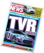 Motorsport News - 7 October 2015
