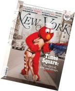 New York magazine - 5-18 October 2015