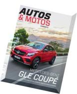 Autos & Motos - Septiembre 2015