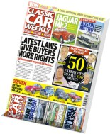 Classic Car Weekly - 7 October 2015