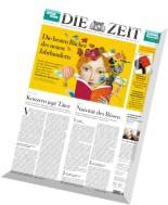 Die Zeit mit Zeit Magazin - 8 Oktober 2015