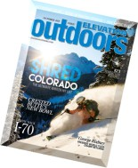 Elevation Outdoors - October 2015