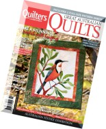 Great Australian Quilts - Issue 6, 2015