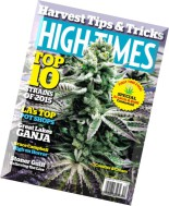 High Times - December 2015