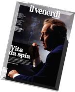 Il Venerdi di Repubblica - 09.10.2015