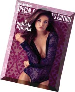 Playboy Special Collector's Edition - Lingerie Special 2015