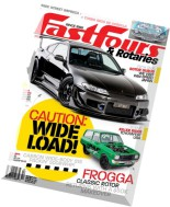 Fast Fours & Rotaries - October 2015