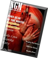 Naughty Girl Magazine - October 2015