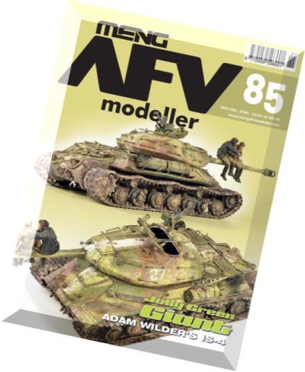 AFV Modeller - Issue 100 (May-June 2018) PDF download free