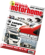 Which Motorhome - December 2015