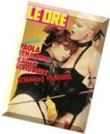 Le Ore - N 916, 1985