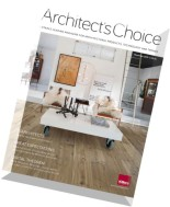 Architects Choice - November 2015