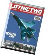 Lotnictwo Aviation International - 3-2015