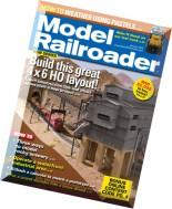 Model Railroader - January 2016