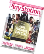 PlayStation Official Magazine UK - Christmas 2015