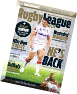 Rugby League World - December 2015