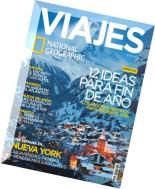 Viajes National Geographic - Diciembre 2015