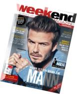 Weekend Magazin - November 2015