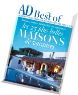 AD Best of Architectural Digest France - Hors Serie N 2 - Special Style 2014
