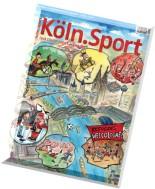 Koln.Sport - Dezember 2015