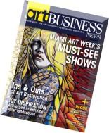 Art Business News - Winter 2015-2016