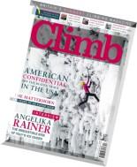 Climb - December 2015