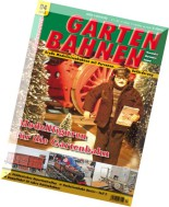 Gartenbahnen - November-Januar 2016