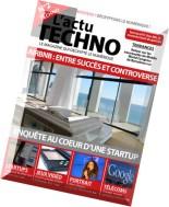 L'Actu Techno - N 2, 2015