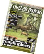 Le Chasseur Francais - Decembre 2015