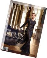 Mayfair Magazine - December 2015