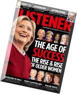 New Zealand Listener - 28 November 2015