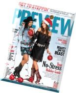 Preview Magazine - December 2015