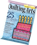 Quilting Arts - December 2015 - January 2016
