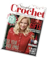 Simply Crochet - Issue 38, 2015