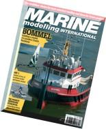 Marine Modelling - December 2015