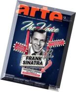 ARTE Magazin - Dezember 2015