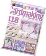 Cardmaking & Papercraft - December 2015